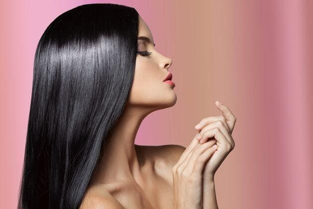 Procedure To Make Hair Glowing With Keratin